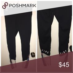 PINK ULTIMATES Size XS. In great condition. PINK Victoria's Secret Pants