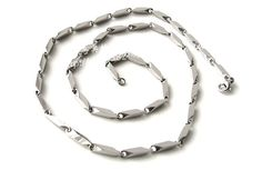 Personalized Cool Titanium Steel Thick Chain Necklace,free shipping,looback,looback.com.$16.50