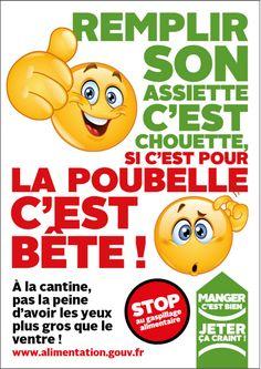 L'original peut se trouver ici (sur www.agriculture.gouv.fr). Il y a aussi l'infographie ci-dessous, dont l'original se trouve ici (sur www.anti-gaspillage.carrefour.fr).