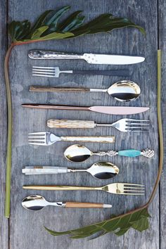 Doma Flatware #anthroregistry