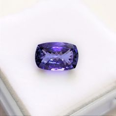 Top Quality Beautiful Bright Blue Stone Tanzanite Pear cut in 7.40x11.60mm /& 2.07cts in AAA color Need Certificate Text us!