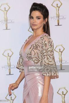 Livia Brito attends Premios Tv y Novelas 2017 at Televisa San Angel on March 26, 2017 in Mexico City, Mexico.