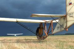 I want to fly this glider.