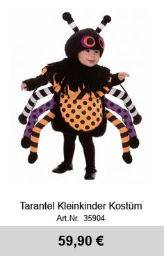 Halloween Kleinkinder Kostüm Tarantel Halloween Outfits, Tigger, Disney Characters, Fictional Characters, Art, Toddlers, Art Background, Kunst, Performing Arts