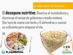 Nutricion en Equilibrio - #NUTRICION
