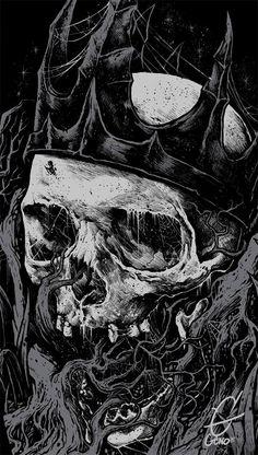 skeleton watches for men leather band Arte Horror, Horror Art, Dark Artwork, Skull Artwork, Skull Wallpaper, Dark Wallpaper, Dark Fantasy Art, Grim Reaper Art, Skeleton Art