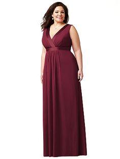 Lovelie Plus Size Bridesmaid Dress 9001: The Dessy Group