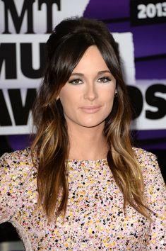 Kacey Musgraves Hair - love her hair. So pretty