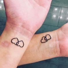 30 Inspiring and Beautiful Mother Daughter Tattoos