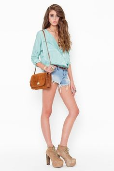those shoes with shorts <3 makes your legs look longer lol