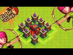 """nice Clash of Clans- """"ARCHER TOWER DEFENSE"""" WILL IT DEFEND?! Champions League Weird Defense!  Clash of Clans Free Gems!- http://cashforap.ps/wite Do you like Clash of Clans? Yes you like Clash of Clans! Since you like Clash of Clans, check ...http://clashofclankings.com/clash-of-clans-archer-tower-defense-will-it-defend-champions-league-weird-defense/"""