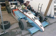 Brian Henton Ralt RT2 Hart...c'est lui qui aurait du être champion d'Europe en 1979...