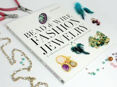 The Diary Of A Jewellery Lover : Bead & Wire Fashion Jewelry Book Offer