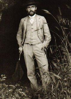 The Creators. Karl Blossfeldt (1865-1932). German botanical photographer.