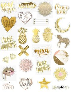 Trendy Ideas For Yellow Aesthetic Wallpaper Computer Planner Stickers, Phone Stickers, Snapchat Stickers, Macbook Stickers, Journal Stickers, Homemade Stickers, Diy Stickers, Free Printable Stickers, Star Stickers
