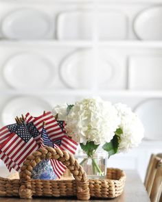 Fourth Of July Decor, 4th Of July Fireworks, 4th Of July Celebration, July 4th, Patriotic Party, Patriotic Decorations, Table Decorations, Patriotic Bedroom, Independance Day