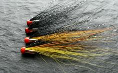 Willie Gunn Fluo Head and Executioner Fluo Head Selection Salmon Tubes FREE SET