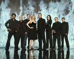 original series from 2000 to about 2006 when it was a fresh concept and had the original cast