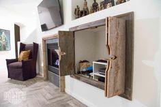 14 Best Tv Cabinet Door Images Cabinet Doors Closet Doors