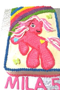 My little pony cake Ma Baker, My Little Pony Cake, Princess Peach, Fictional Characters, Art, Kunst, Fantasy Characters, Art Education, Artworks