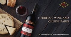 Pairing wine and cheese can be quite overwhelming. There are unlimited varieties of wines and cheeses to choose from… Fun Drinks, Alcoholic Drinks, Online Wine Shop, Aged Cheese, Dry Red Wine, Cheese Pairings, Wine Sale, Green Grapes, Wine Making