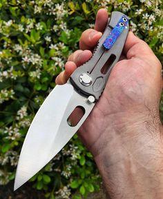 Diamondback v2. Maker - @dsktactical Owner/photo - @jimskeltontv #grailknives #usnstagram #usnfollow #knifeporn #knife #dsktactical #diamondback