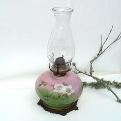 Antique Hurricane Lamps | Antique Hurricane Oil Lamps