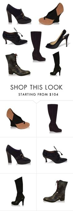 UP TO 90% OFF ALMOST NEW DESIGNER SHOES! by preselected on Polyvore featuring Manolo Blahnik