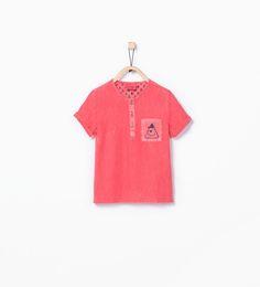 Pirate T-shirt-T-shirts-Baby boy (3 months - 3 years)-KIDS | ZARA United States