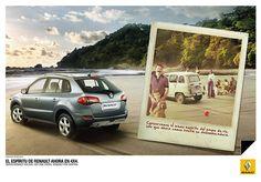 Renault Koleos on Behance