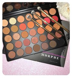 Morphe 35O 2 Second Nature Palette