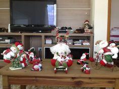 Natal em todos os cantos.