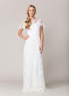 SARAH SEVEN – Fall 2016 – Sarah Seven wedding dress
