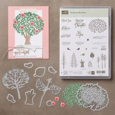 Thoughtful Branches Bundle Ann's PaperWorks  Ann Lewis  Stampin' Up! (Aus) available from my online store 24/7