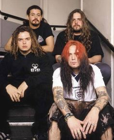 Sepultura Musician Photography, Band Photography, Nu Metal, Heavy Metal Music, Heavy Metal Bands, Thrash Metal, Rock Artists, Music Artists, Groove Metal