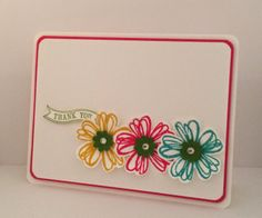 Stampin' in the Sand: Flower Shops Around the World - Stampin Up Flower shop