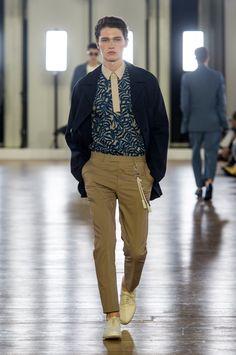 Cerruti Spring 2018 Men's Fashion Show - The Impression
