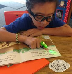Make Summer Reading interesting with a few easy tricks!