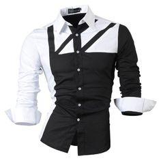 jeansian Herren Freizeit Hemden Shirt Tops Mode Langarmshirts Slim Fit 8312 Black L [Apparel] Jeansian http://www.amazon.de/dp/B00IRWBUFW/ref=cm_sw_r_pi_dp_-CFGwb0V4XENY