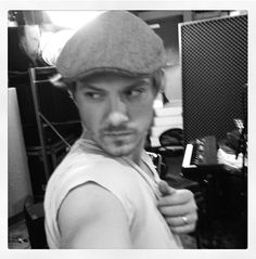 Taylor Hanson - so much yes in this picture ;)