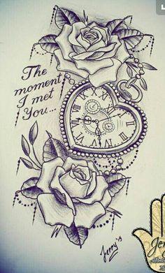 Mandala mit Uhr 1 - Tattoo - - My list of best tattoo models Tatuajes Tattoos, Bild Tattoos, Dope Tattoos, Leg Tattoos, Flower Tattoos, Body Art Tattoos, Tatoos, 1 Tattoo, Mandala Tattoo