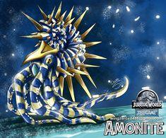 Jurassic World AMMONITE by wingzerox86