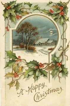 vintage christmas - Bing Images