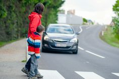 St. Louis Pedestrian Accidents - How Parents Can Protect Their Kids