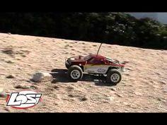 1/18 Mini-Desert Truck RTR, Red | HorizonHobby