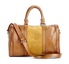 Kaylin Satchel » A great, classic bag.