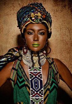 Earthy and AfroGlamazon  #MutsaMutsaa #MutsaMankola