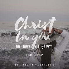 #SheReadsTruth #SRTColossians