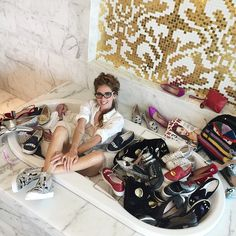 #ChiaraFerragni Chiara Ferragni: Shooting @nylonsg cover story and there are a lot of @chiaraferragnicollection shoes involved