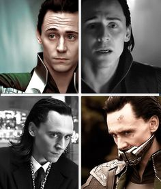 Heartbreaking evolution of Loki. Just look at that innocent face in the first photo...